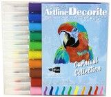 Artline Decorite Pensel Carnival 10-pack