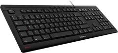 Cherry Stream keyboard, Nordisk layout, Black