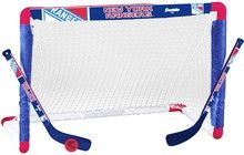 Franklin Mini hockey set m målbur NY R.