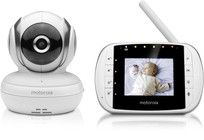 MOTOROLA Babymonitor  MBP33S - Video